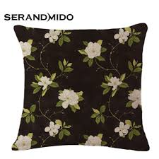 Black Sofa Pillows by Compare Prices On Sofa Pillows Floral Black Online Shopping Buy