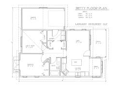 floor plans the highlands at langley betty jane and betty gable plan
