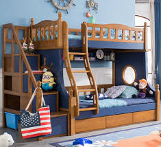 Buy Childrens Bedroom Furniture by Webetop Nautical Style Kids Composite Bed Bedroom Furniture Set