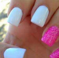 white color nail designs look like a princess 2017 nails in pics