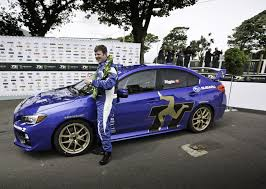 subaru fire 2015 subaru wrx sti new lap speed record