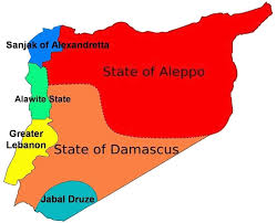 Syria Conflict Map by Syria Revolution Syrian Civil War 2011