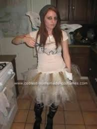 tooth fairy costume last minute scary and not so sweet tooth fairy costume