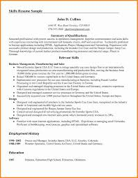 air force resume example 13 cv examples skills mail clerked related for 13 cv examples skills