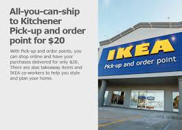 Ikea Services Kitchener Pick Up And Order Point