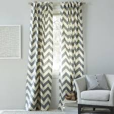 Chevron Pattern Curtains How To Decorate With Chevron Pattern Adorable Home