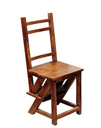 Solid Wood Furniture Online India Buy Fabindia Chair With Ladder Online Fabindia Com