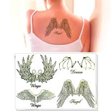 high quality free angel tattoos buy cheap free angel tattoos lots