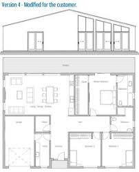 modified house plan customer home customer houses pinterest
