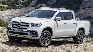 mercedes pick up mercedes x class 2018 luxury pickup truck youtube