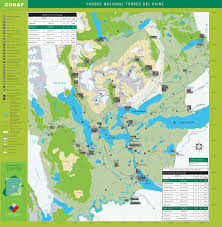 Worlds End State Park Map by 6 Best Torres Del Paine Hiking Trails Chile Atlas U0026 Boots