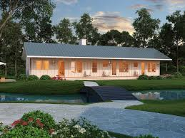 Sloping Lot House Plans Ranch House Plans Houseplans Com With Front Sloping Lots Momchuri