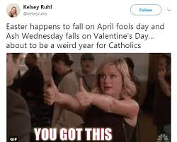 April Fools Day Meme - four holidays fall on the same days in 2018 daily mail online
