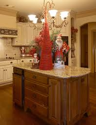 christmas decorations for kitchen cabinets island themes for christmas fun for christmas