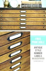 file cabinet label holders file cabinet label holders s hon file cabinet magnetic label holder
