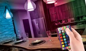 color changing light bulb with remote crayola color changing led bulb with remote control groupon