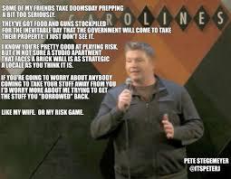 Doomsday Preppers Meme - doomsday preppers imgur