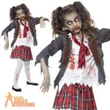 Girls Zombie Halloween Costumes 16 Zombie Costume Images Halloween Zombie