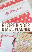 template create your own cookbook template