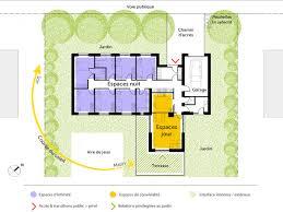 plan maison 2 chambres plain pied plan maison 2 chambres plan au sol plan de maison de plainpied avec