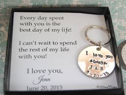 wedding keepsake gifts groom gift from wedding day gift to groom from to