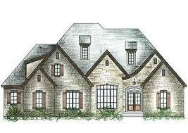 european house plans european house plan with major curb appeal 9775al