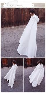 Halloween Costume Ghost Minute Ghost Costume Hooded Cloak Tute Halloween Costume