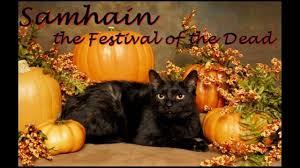 the pagan roots of samhain