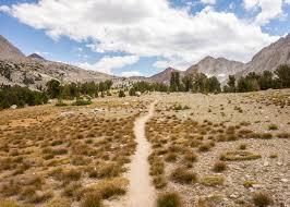 Sierra High Route Map by Not So Soshr U2013 Hike It Like It