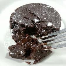 rice cooker chocolate molten lava cake recipe