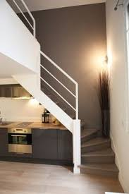 Interior Stairs Design In Duplex Apartments Alluring Design Ideas Of Small Space Staircase With Brown Wooden