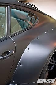stanced porsche 911 widebody vad porsche 993 fast car