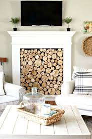 How To Make Fake Fireplace by 24 Cozy Faux Fireplace And Mantel Decor Ideas Shelterness