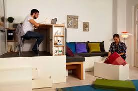 bureau petits espaces 5 astuces pour optimiser l espace dans un petit appartement
