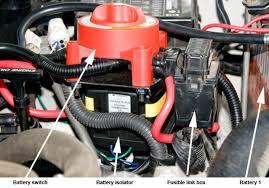 dual battery w blue sea system acr u0026 arb comp ih8mud forum