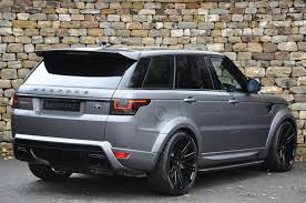 used 2016 land rover range rover sport for sale in north yorkshire