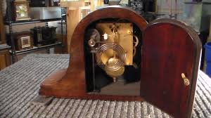 Mantle Clock Repair Thomas Haller Tambour Mantel Clock C 1920 James U0027 Clock