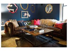 Leopard Chairs Living Room Vintage Furniture Large Artwork Navy Modern Wingback Restoration