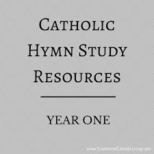 best 25 catholic hymns ideas on church songs gloria
