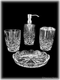 Glass Bathroom Accessories Sets Bathroom Accessory Sets