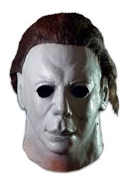 michael myers mask official licensed product amazon co uk toys
