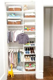 9 storage ideas for small closets maximize the space rods
