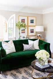 Anthropologie Inspired Living Room by 238 Best Green Velvet Sofas Images On Pinterest Live Green