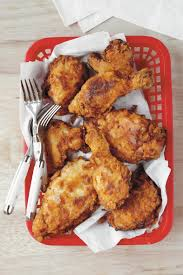 how to fry chicken southern living