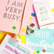 rooi luxury u0026 designer living ban do stationery haul