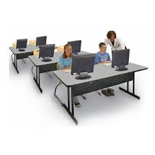 Computer Desk Height by Correll Desk Height Computer Table 30