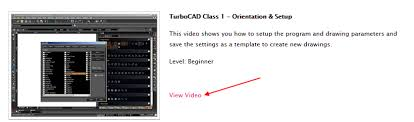 turbocad drawing template getting started with turbocad