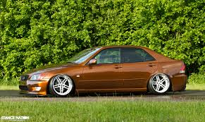 2002 lexus is300 stance one scandinavian stancenation form u003e function