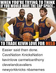 Kevin Love Meme - when you re trying to think if you would have the cap space chivs to