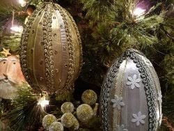 faberge egg ornaments allfreechristmascrafts